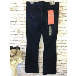 Curve Appeal Jeans - NWT Curve Appeal 4 Captivating Bootcut Jeans Dark